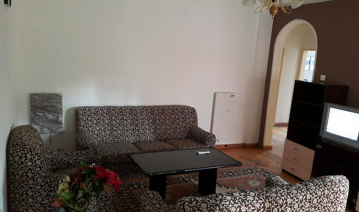 Apartment for UEFA Super Cup final,Skopje