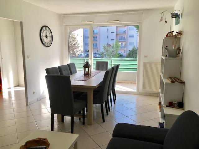 Grand appartement au coeur des Alpes - La Roche-sur-Foron - Apartment