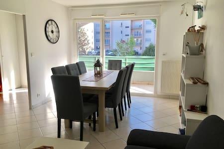 Grand appartement au coeur des Alpes - La Roche-sur-Foron - Квартира