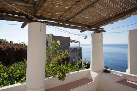 Casa Ciocchiti - GINOSTRA (Isola di Stromboli)