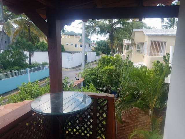 cozy one room apartment - Punta Cana - Flat