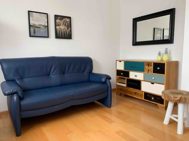 25m2 quiet Studio with Sauna in Zürich (Kreis 11)