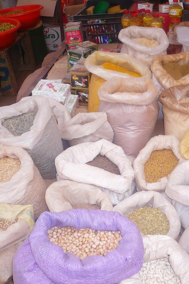 Spices Atlas Souk