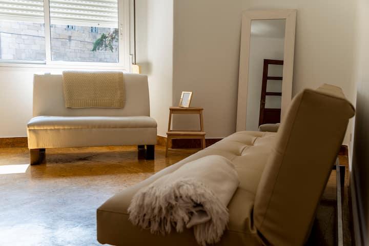Apartamento con encanto en centro Limp.con ozono