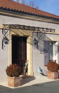 Chambre indépendante à Lascaux dans villa récente - Montignac