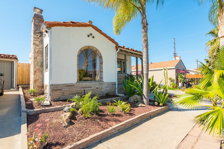 Spanish-Style Home in Normal Heights, San Diego