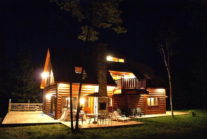 SPECIAL OFFER! 4 STAR CHALET - Sainte-Béatrix - Chalet