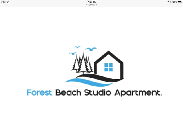 Entire home - Forest/Beach Studio Apartment - Christchurch - Apartament