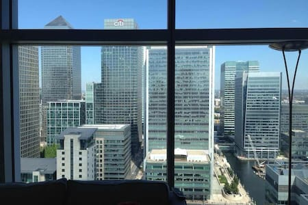 Comfortable private room in the luxury apartment - Londres - Appartement