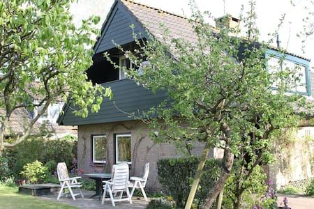 Vakantiehuis de Protter aan het water in Friesland - Idskenhuizen