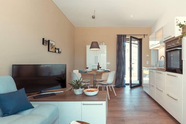 Business-Apartment 03 mit Dachterrasse