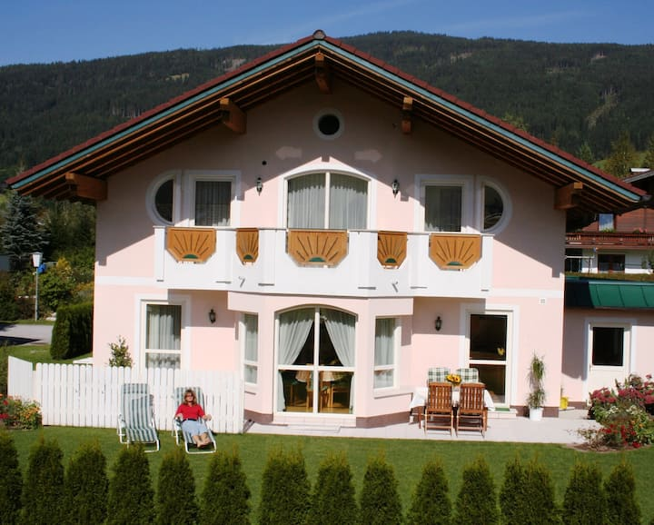 Apartment Krismer, Salzburg Province, Austria