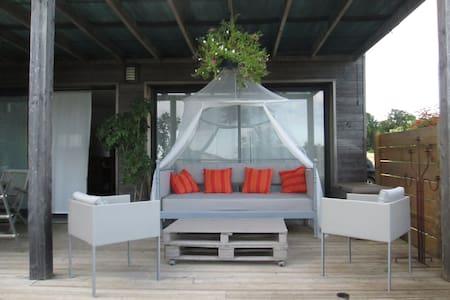 Ma maison en bois- My wooden house - Rouffignac