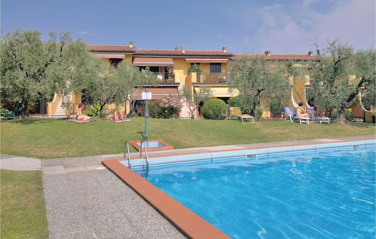 Holiday apartment with 1 bedroom on 40m² in Cavaion Veronese VR