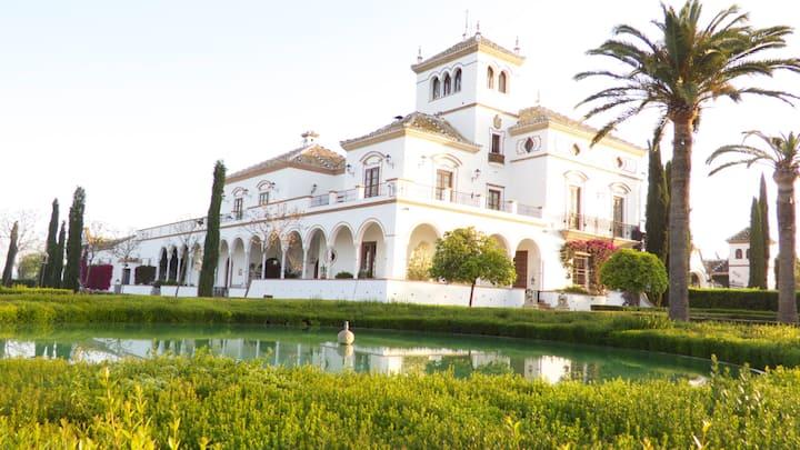 Hacienda La Caprichosa. Sevilla. España.