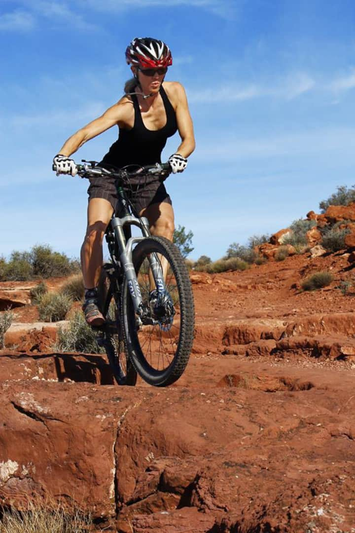 Ride the Red Rock