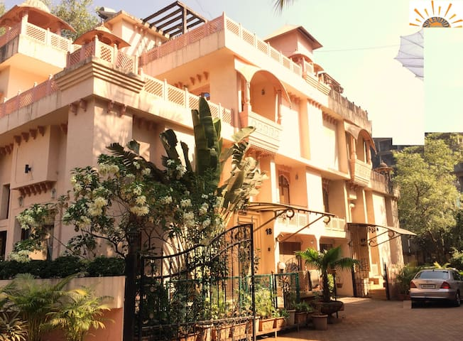 Luxurious Stay In Private Suit Room @ Thane-(WiFi)