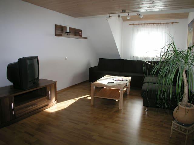 Gästehaus Gutensohn, (Wasserburg (Bodensee)), Ferienwohnung 7 mit ca. 73qm, 2 Schlafzimmer, für maximal 5 Personen