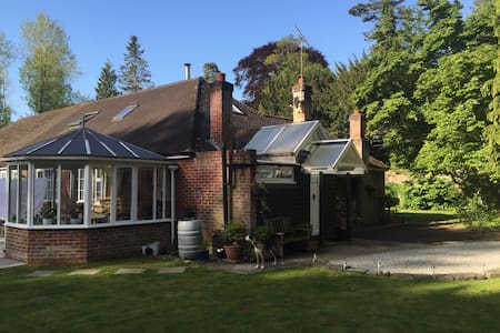 A lovely home and garden in Chilham - Chilham
