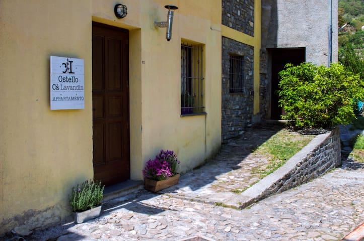 Appartamento Ostello Cà Lavandìn - Carpasio - 호스텔