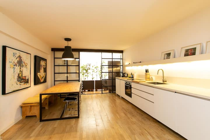 Amazing loft in the heart of Palma