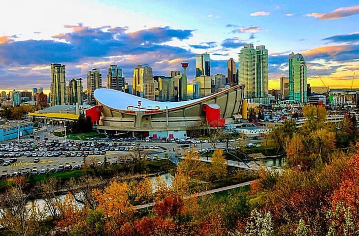 Allison's Guidebook for Calgary & East Village