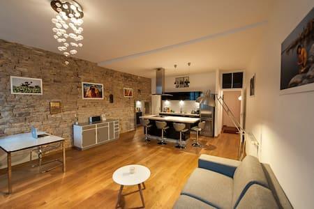 Agréable 65 m2 - plein centre - Dijon - Apartment