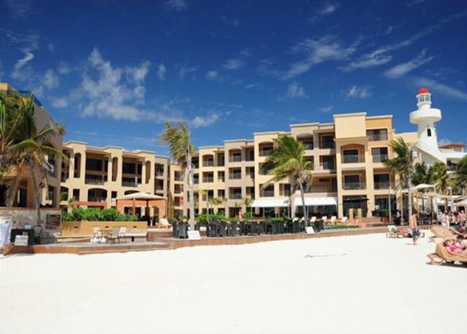Best location in Playa