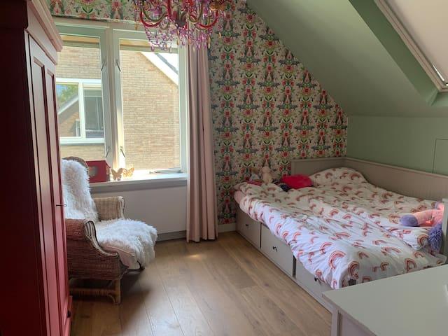 Children bedroom 3, place for 2 children, 140cm bed