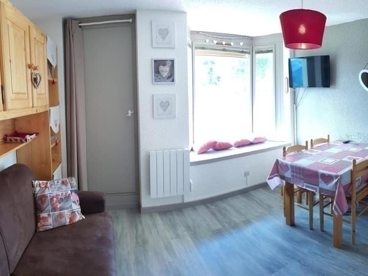 4pers. 24m²  RDC, expo Nord - FR-1-417-122