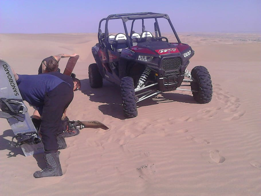 Drive your own dune buggy