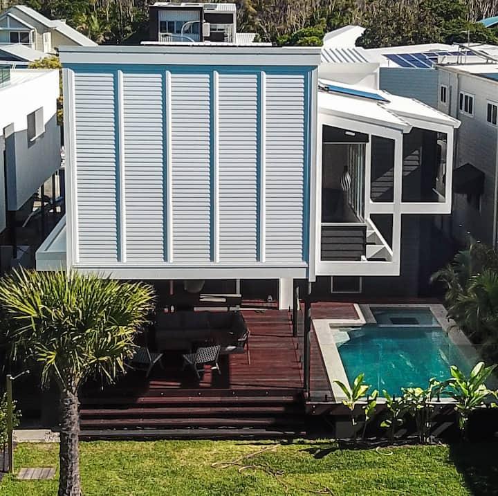 Award winning Beach House Getaway