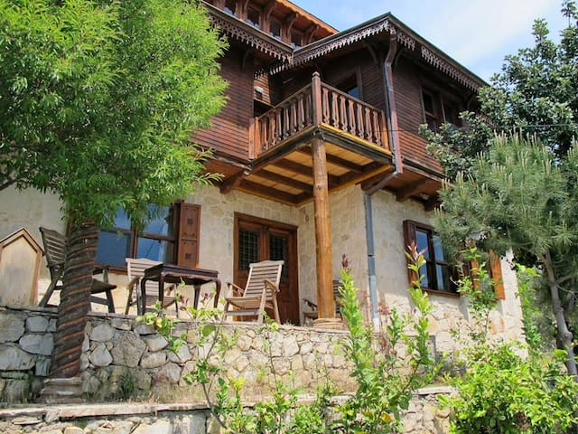 Lovely house with amazing seaview - Kaş - 別墅