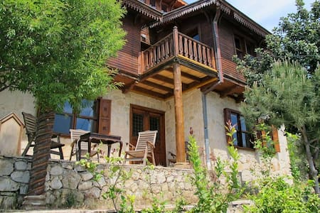 Lovely house with amazing seaview - Kaş - Villa