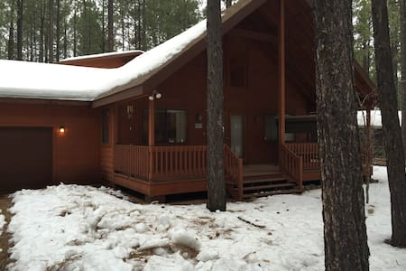 Large (over 2000sqft) Cabin in Pinetop/Lakeside CC - Navajo County - Casa