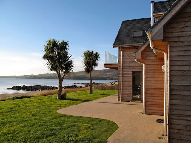 Airds Bay Luxury Beach House - Gatehouse of Fleet - Casa