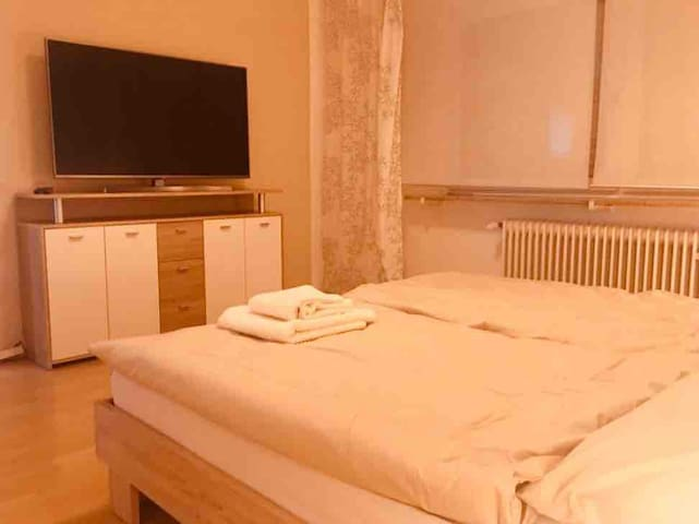 """Single/double Room """"A2""""   Airport/Messe Frankfurt"""