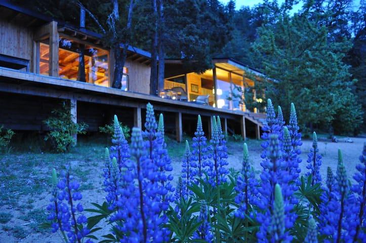 CASA SOBRE LA PLAYA - San Carlos de Bariloche - Lägenhet