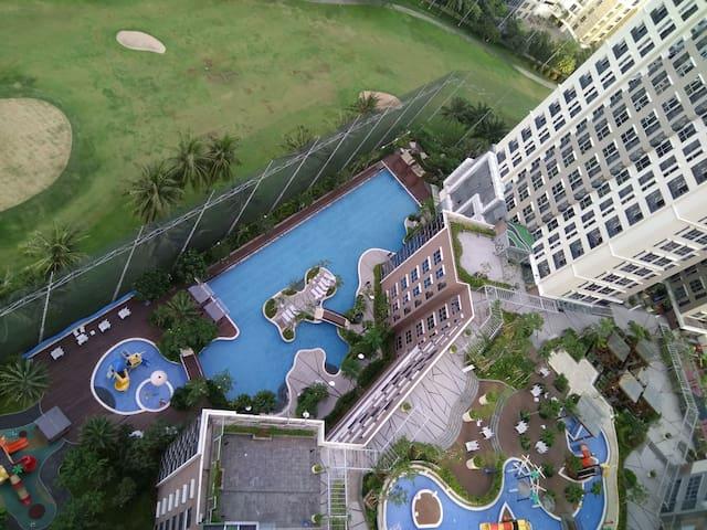 Asdira Apartemen@Mansion Kemayoran near JIEXPO