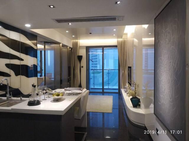 广佛线东平地铁站附近双人公寓---金海1号
