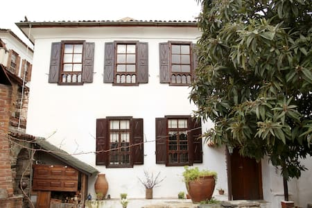 Duplex village house with fireplace - Selçuk - Chalet