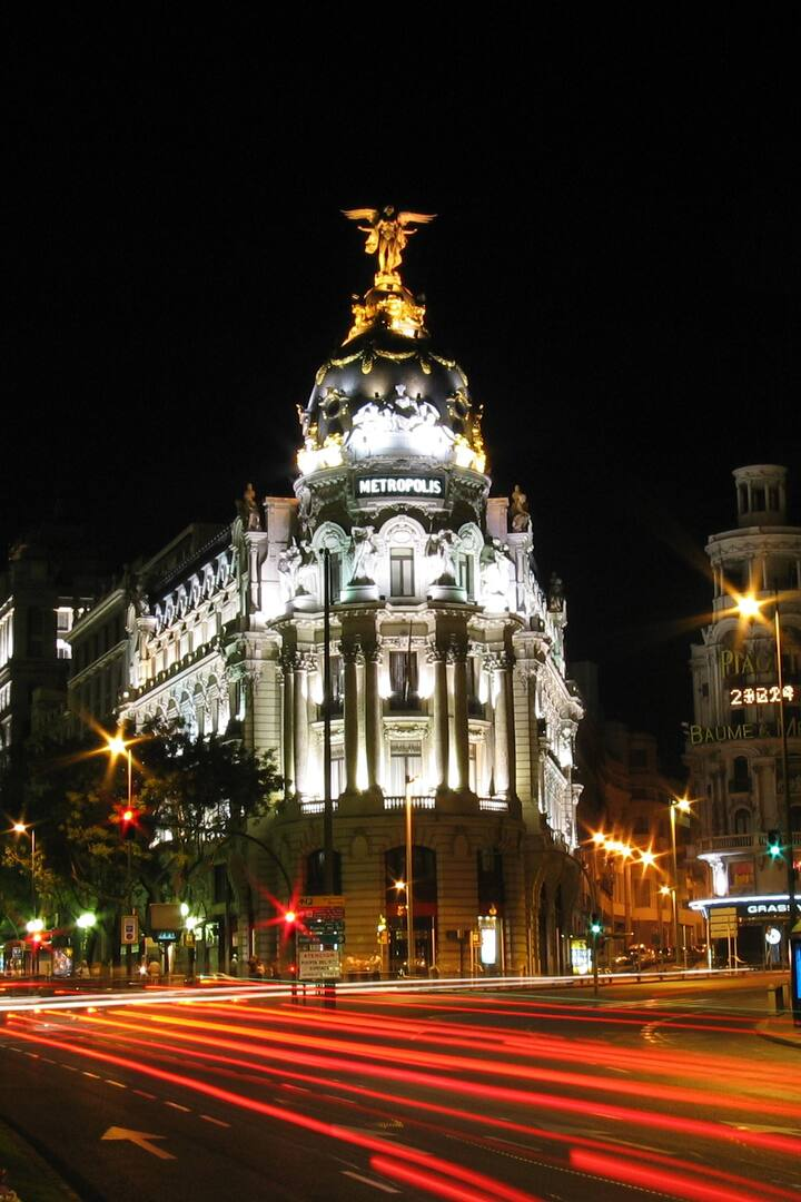 Slap Bang Central Madrid