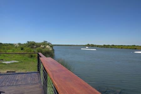 Lake House, fin de semana outdoor! - Guillermo Hudson - Casa