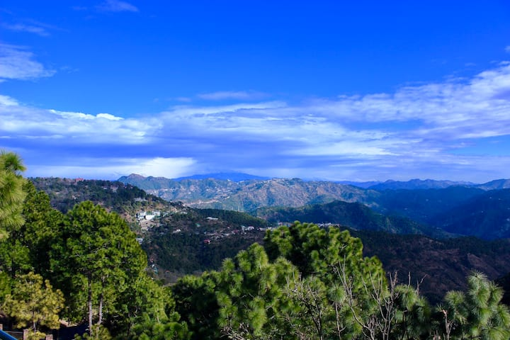 The Sonnet Ménage | Vacation home, Kasauli