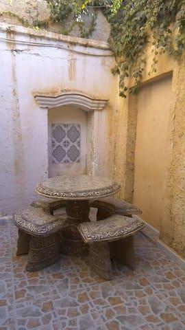 Au coeur d'un quartier historique