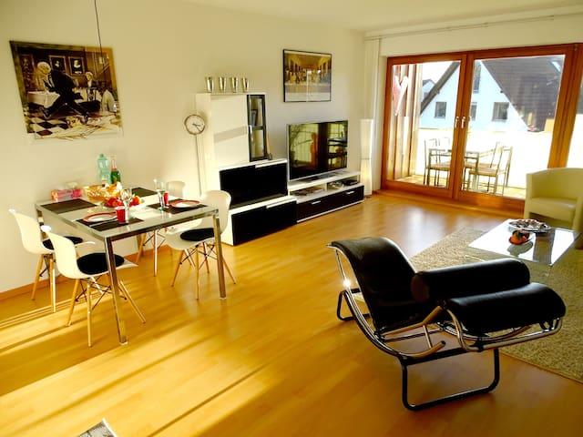 Apartment Lake Pearl 2 - Meersburg - Apartment