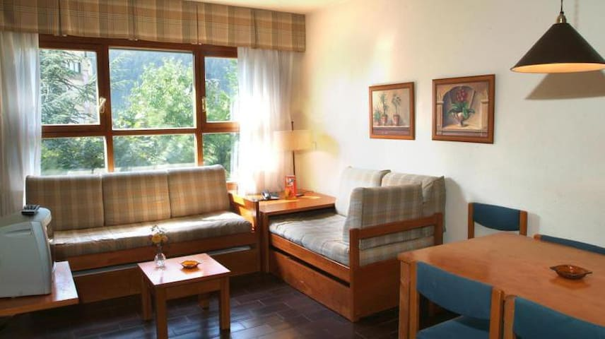 Quaint, Cozy Apartment in Baqueira - La Val d'Aran - Wohnung