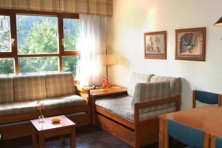 Quaint, Cozy Apartment in Baqueira - La Val d'Aran - Daire