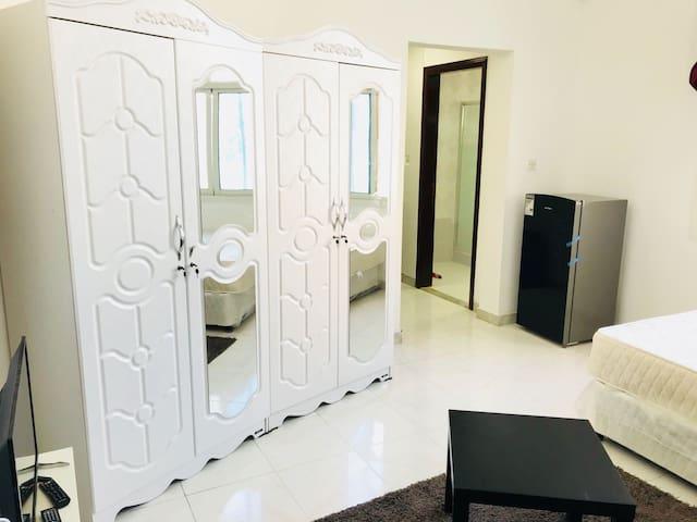 Abu Dhabi Luxury Studio Apartment