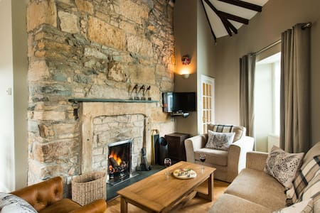 Detached Lodge House, Sleeps 4